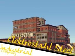 Elektrostahl Steel Company - Industrial Building - 1.10.2 Minecraft Map & Project