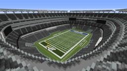 Metlife Stadium (NY Giants & NY Jets) Minecraft Map & Project