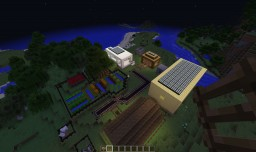Orin City - Sustainable City Project Contest Minecraft Map & Project