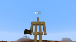 NPCs in minecraft Minecraft Map & Project