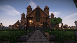 Mansions + Village Minecraft Project