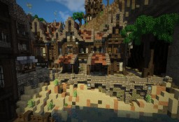 Shipwreck Bay Minecraft Map & Project