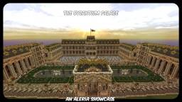 Byzantium Palace Showcase. Minecraft
