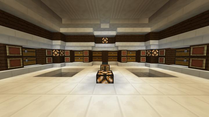 Modern Redstone Smart House Minecraft Project - Minecraft redstone hauser download