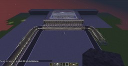 Massive Airport Terminal Minecraft Map & Project
