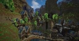 Winterfall Minecraft Map & Project