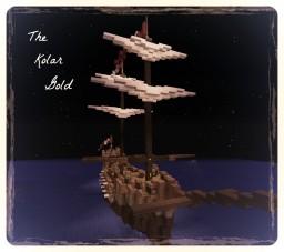The Kolar Gold - Medieval Ship Minecraft Map & Project