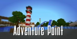Adventure Point Theme Park Minecraft Map & Project