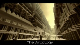 The Arcology Minecraft Map & Project