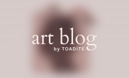 Toad's Art Blog