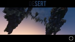 Desert [Skywars] │ Blockstorm Creations Minecraft Map & Project