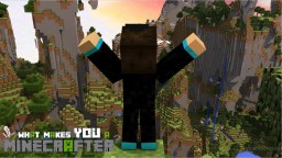The true beauty of being a Minecrafter - What makes me a Minecrafter? Minecraft Blog Post