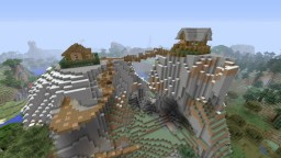 BIOME SETTLERS (PS4 Only) Minecraft Map & Project