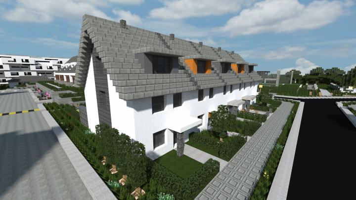 Standard Row House