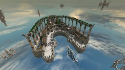 The Aerie Sky City  by Ethaerith | Sustainable City Project Contest Minecraft Project