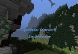 Govindas Limework Server Review Minecraft Blog Post