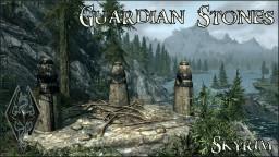 Skyrim - Guardian Stones Minecraft Map & Project