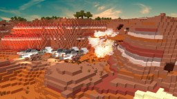 Mk.61-S Hover Tank Minecraft Map & Project