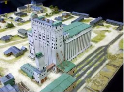 Stalingrad grain elevator Minecraft Map & Project