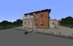 Ridin' Biker Bar - Warehouse conversion Minecraft Map & Project
