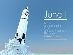 Juno 1 Rocket Minecraft Project