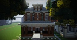 American Foursquare Home|TMA|WoK Minecraft Map & Project