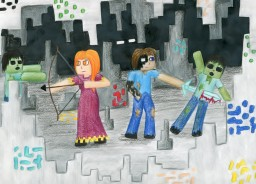 Minecraft and Me - What Makes Me a Minecrafter Minecraft Blog