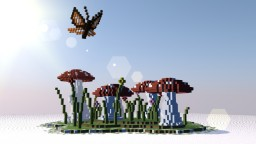 Mushroom Patch Minecraft Project