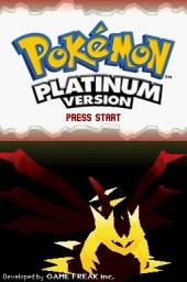 Let's Play Pokémon Platinum: Part 1 - I'm not very creative Minecraft Blog