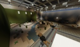 Hollywood studios Minecraft Map & Project