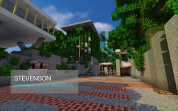 Stevenson | Sustainable Town [PMC Competition] Minecraft Map & Project