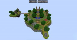 Heroic Kingdom v2 - 1.10 - Minecraft Custom Coded MMORPG Server + Custom Skyblock+ MMORPG PVP - Gameplay Like Runescape and Diablo 3 Minecraft