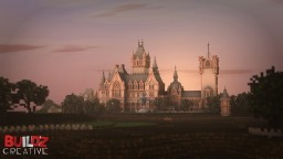 Drachenburg Castle - BCS - Warp Goldridge - By Meaf9000 Minecraft