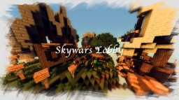 Solo Skywars Lobby Minecraft Map & Project