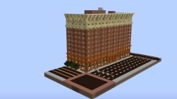 The Atlas Apartments, Columbus, Ohio Minecraft Map & Project
