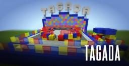Tagada (Amusement Park Ride) Minecraft Map & Project