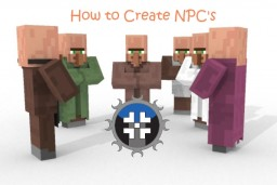 How to Create NPC's for your Minecraft Server Minecraft Blog Post