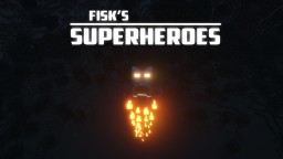 [1.7.10] Fisk's Superheroes (Forge) Minecraft Mod