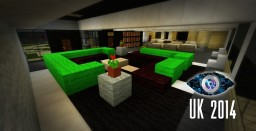 Big Brother UK House 2014 Minecraft Map & Project