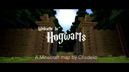 Hogwarts School of Witchcraft and Wizardry   (Version 1.3) Minecraft Project