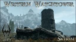 Skyrim - Western Watchtower Minecraft Map & Project