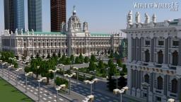 Vienna Museum, Austria Minecraft Project