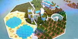 Octogon of Wonders - Sustainable City Contest Entry Minecraft Map & Project