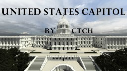 United States Capitol : CTCH Minecraft Map & Project