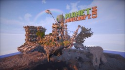 Lux Insula - Sustainable City Project Entry Minecraft Project