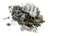 .The Traveller [Airship Concept] Minecraft Project