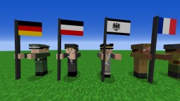[1.8/1.7.10] Wolff's Flag Pack 1.3 for Flan's mod Minecraft Mod
