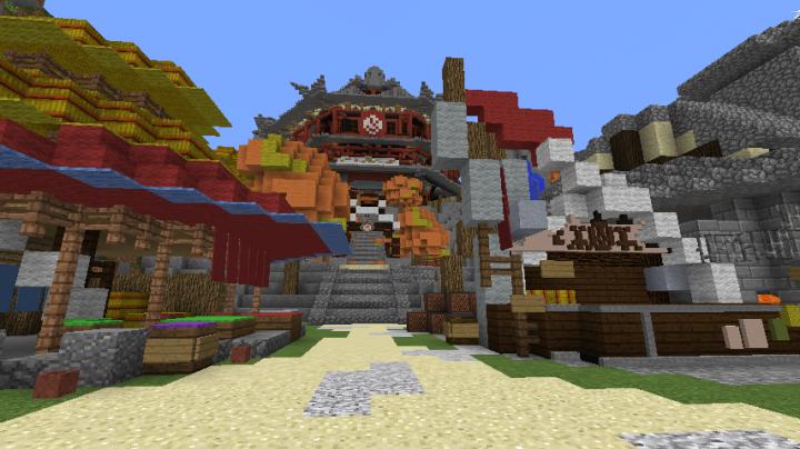Monster Hunter Minecraft World Minecraft Project