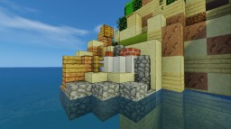 Miniature The Little Mermaid! Minecraft Map & Project