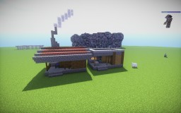 New Blacksmith (Before/After) Minecraft Map & Project